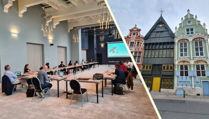 TIGER project consortium meeting